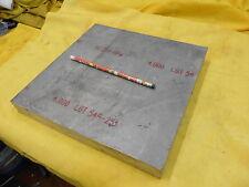 "7050 ALUMINUM FLAT STOCK machine shop bar plate 1 1/4"" x 11"" x 11"" ALCOA"
