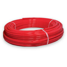 """3/4"""" x 300ft Red Pex Tubing/Pipe Pex-B 3/4-inch 300 ft Potable Water Non-Barrier"""