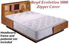 Boyd Liquidation-Super Single Plush Pillowtop Waterbed Mattress Zipper Cover