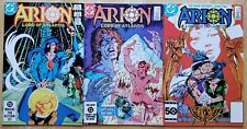 ARION LORD OF ATLANTIS - Assorted Lot #8, #27 & #31 -  DC Comics 1983-1985