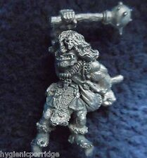 1985 Gigante Ogro mercenario C23 Warhammer ejército reinos ogryn Games Workshop ogor