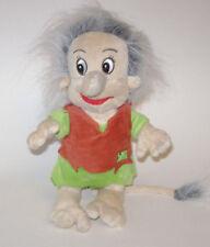 Longtail Long Tail Troll Doll Brodrene Flaaronning Plush Stuffed Animal Toy Euc