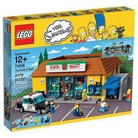 LEGO THE SIMPSONS SIMPSON COLLEZIONISTI 71016 JET MARKET NUOVO ESCLUSIVO