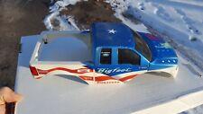 "New Bright Bigfoot Truck Body Red White Blue Flag 12 1/2"" x 5 5/8"" x 3 1/2"""