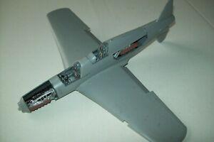 1:48  scale  built model project, DORNIER 335 SPARES OR REPAIR