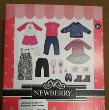 NewBerry Doll Clothes - Gossip Time Mix and Match Outfit Set NEW in Box