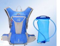 Bag Hydration Backpack Hiking Bicycle Water Pack Bike Cycle Sport Cycling 2l 5l