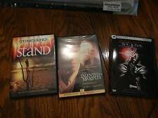 New listing Lot of three Dvds; The Stand (Tv Miniseries), The Talented Mr. Ripley, Blade