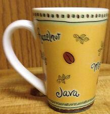 Cafe Java Mocha Cappuccino Coffee Bean Decorative Coffee Mug