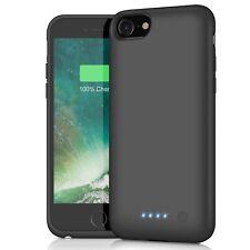 Cover Batteria per iPhone 6/6s/7/8, [6000mAh] Ricaricabile Custodia Batteria