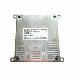 Fit for VW Skoda LED Headlight Ballast Control Module 7P5941591AD
