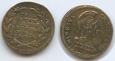 G7100 Rechenpfennig Nürnberg 1836 Minerva zum 200. Jubiläum Universität Utrecht