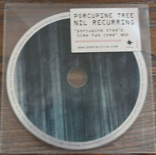Porcupine Tree ‎Nil Recurring CD promo
