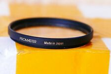 Promaster HGX UV 46mm filter.Made in Japan.Top mint condition.