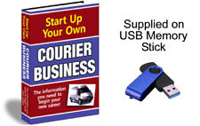 How to start a Man & Van delivery service / courier business on USB Memory Stick