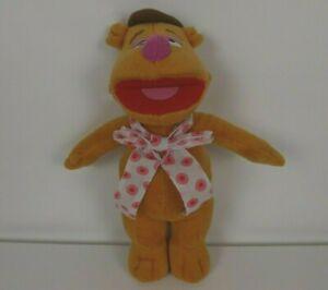 Fozzy Bear Disney Plush Toy 30 cm 12 in Fuzzy Orange Teddy Muppet Show