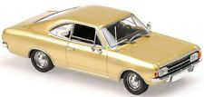 MXC940046120 - Car Coupé Opel Rekord C Of 1966 Of Color Gold