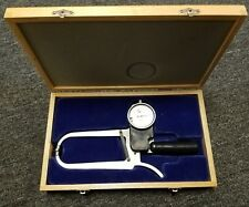 Vintage Harpender Professional Skinfold Caliper with Case england - John Bull b4