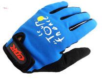 Fahrrad-Handschuhe und -Fäustlinge in Blau