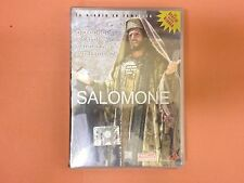 SALOMONE *il DVD* Le storie della Bibbia (Nuovo Sigillato) RARO