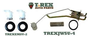 1981-1983 Jeep Wagoneer/Cherokee SJ sending unit w/o F.I. with (2)TREXEMSV-2