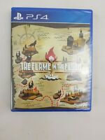 New & Sealed The Flame in the Flood PS4 Sony Playstation 4 Computer Game