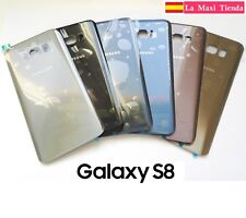 Tapa Trasera Bateria para Samsung Galaxy S8 ★ Adhesivo ★ SM-G950F ★ Cubierta