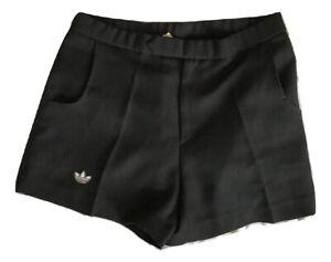 Pantaloncini Corti Da Lavoro Sportivi Da Uomo Adidas Ventex Vintage Tennis Tg 34