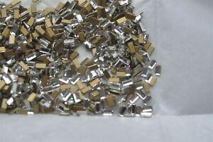 Crystal Swarovski 5x2.5mm Flatback Baguette Stones, #2510/3, 144 pieces R201