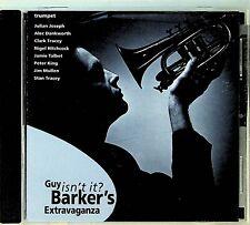 GUY BARKER EXTRAVAGANZA Isnt It CD (Trumpet Jazz) Alec Dankworth/Clark Tracey