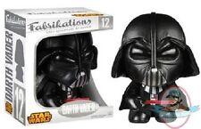Star Wars Fabrikations Darth Vader 6 inch Plush Figure Funko