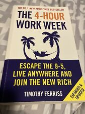 The 4-Hour Workweek - Paperback By Ferriss, Timothy - Very Good