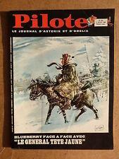 PILOTE n° 453  COVER GIR + LE  GRAND NORD (6p) + L' OR EN ALASKA  n° CHARNIERE
