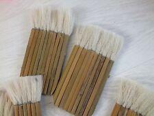 3 Japonais Chinois budget poil de chèvre 10 8 6 BAMBOO STICK Merlu peinture pinceau art