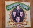 The Statler Brothers Time Life Records Country Music NM VINYL LP NM record cover