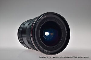 Canon EF 16-35mm f/2.8L USM Excellent