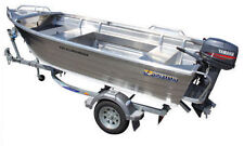 Aluminium Hull Trailer 15 ft or under Motorboats
