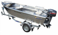 Aluminium Hull Trailer Boats