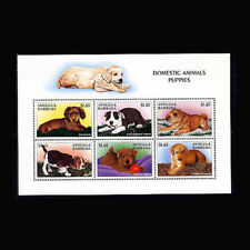 Antigua, Sc #2103, MNH, 1997, S/S, Dogs, Domestic Animals, DO014F