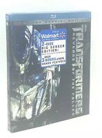 Transformers: Revenge of the Fallen (2-Disc Blu-ray, 2009; Walmart Big Screen Ed