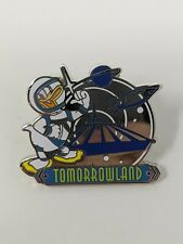 Donald Duck Tomorrowland Disney Pin Trading