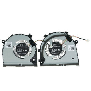 CPU+GPU Cooling Fan Set For Dell inspiron Game G3 G3-3579 3779 G5 15 5587