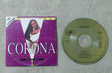"CD AUDIO MUSIC/ CORONA ""TRY ME OUT"" 1995 CD SINGLE 2T AIRPLAY RECORDS 577 098-2"