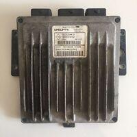 Calculateur moteur Renault Megane 2 1.5 DCI 100CH 8200334419 DDCR 8200374152