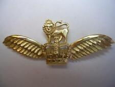 New 9ct Gold ARMY AIR CORPS Regiment AAC WINGS Brooch. Excellent Quality