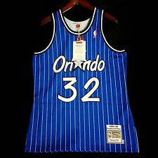 100% Authentic Shaquille O'Neal Mitchell & Ness 94 95 Magic Jersey Size 36 S
