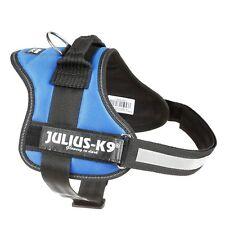Dog Harness Trixie Julius K9 Powerharness Adjustable Size 0 Blue