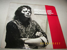 Michael Jackson I Can't Just Stop Loving You / Baby Be Mine 45 NM w/ps