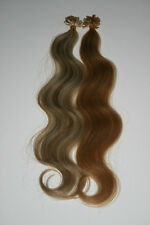 "Pre-Bonded 18"" U-Tip -200 Strands European Remy Body ""AAA"" Grade Hair Extensions"
