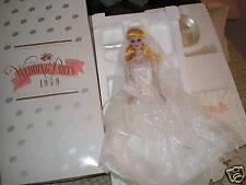 1989 Wedding Party Porcelain  Barbie MIB!